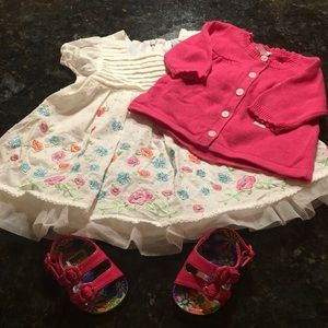NWT 🌸Beautiful Easter dress🌺The Children's Place